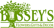 Bussey's Wedding Flowers Logo