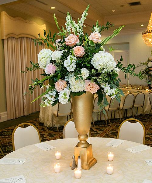 Custom Wedding Flowers