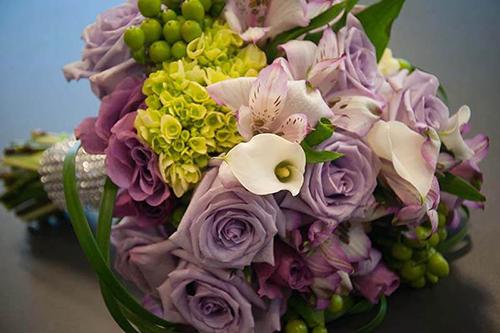 Custom Hand-tied Bouquets