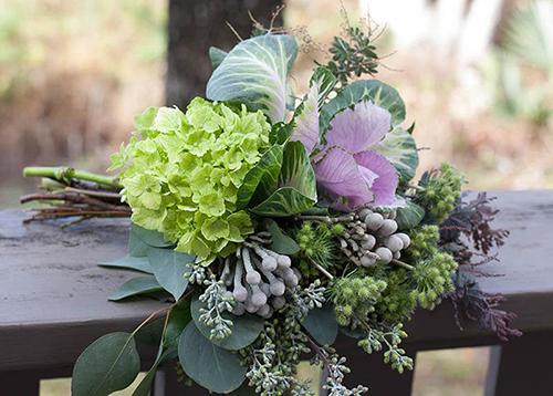 Rome Wedding Florist